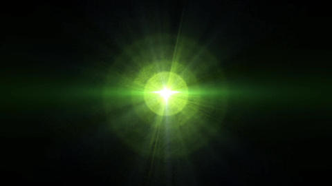Pulsar 008: A graphic Pulsar star radiating light and pulsating energy Animation