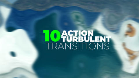 Action Turbulent Transitions Premiere Pro Template
