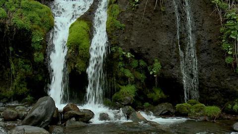 吐竜の滝05 Footage