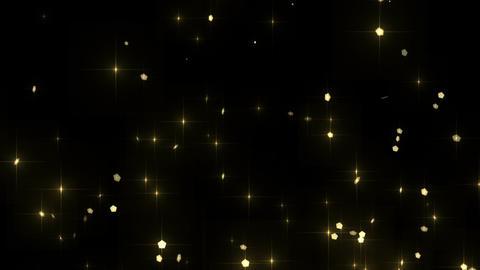 Background Sparkle v03 Floatup Footage