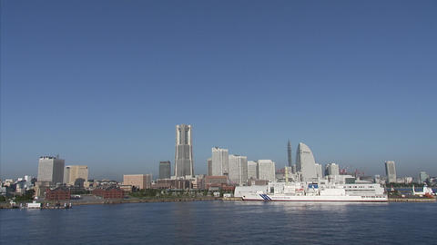 Yokohama bay17 Footage