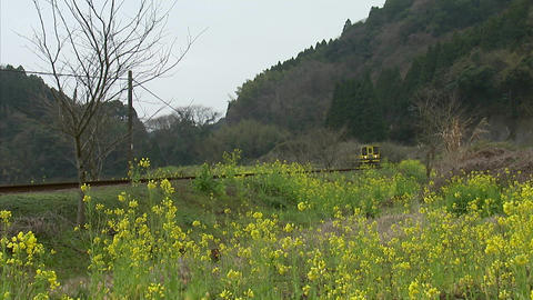 いすみ鉄道2007 01 Footage
