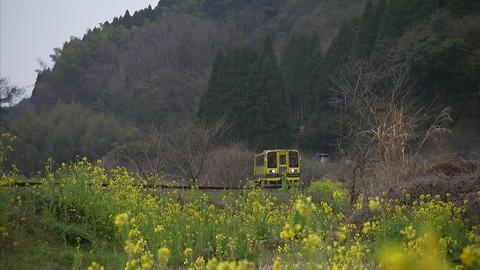 いすみ鉄道2007 03 Footage