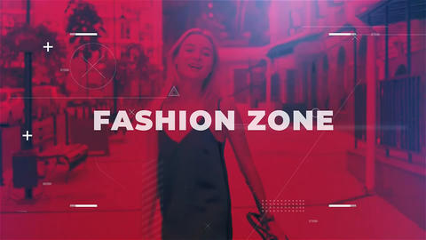 Fashion Zone Premiere Pro Template