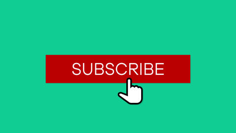 YouTube Like, Subscribe and Notification Reminder Animation
