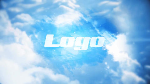 Sky Logo Reveal After Effects Template