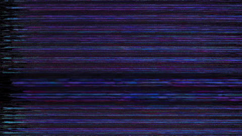 Abstract Digital Animation Pixel Noise Glitch Error Video Damage Host Animation
