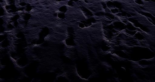Footprints In The Snow Loop Animation