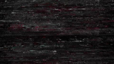 Enhanced Colored Noise Digital Grunge Glitch Damage Animation