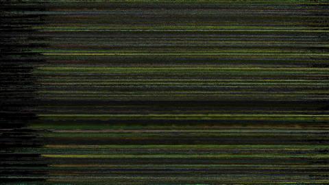 Primavera Signal Niose Grain Damaged Glitch Video Background Animation