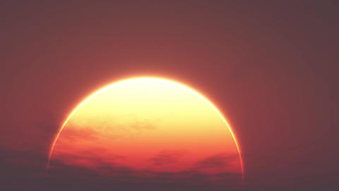 Epic Sunrise 1 Animation