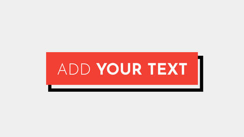 Stylish Lower Thirds After Effects Template