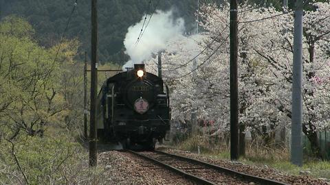 大井川鐵道17 Live Action