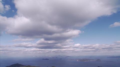 雲tlps 瀬戸内海07 Footage