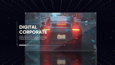 Digital Corporate - Business Presentation // Premiere Pro Premiere Pro Template