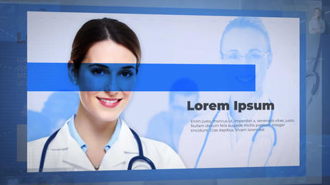 Healthcare Promo After Effects Template