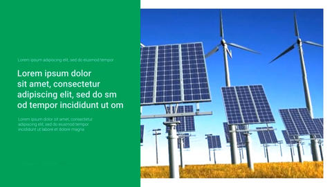 Green Energy - Eco Promo After Effects Template