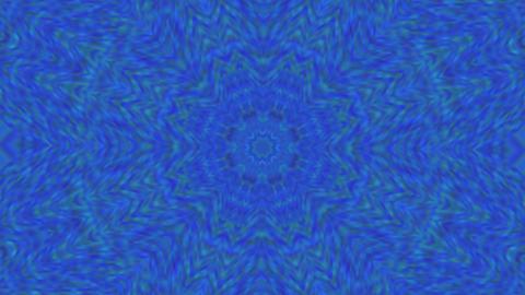 Kaleidoscope bokeh magical elegant iridescent background Footage