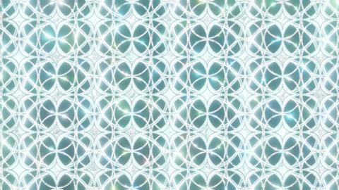 Diamond Pattern Background 2 Style 2_Silver Green Animation