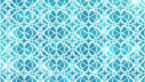 Diamond Pattern Background 5 Style 4_Blue Animation