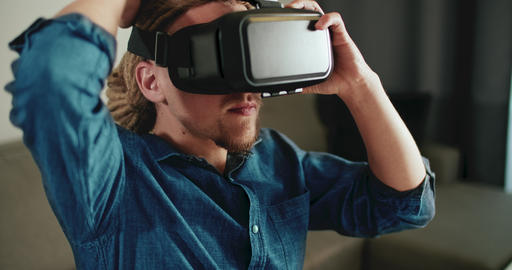 Using Virtual Reality Live Action