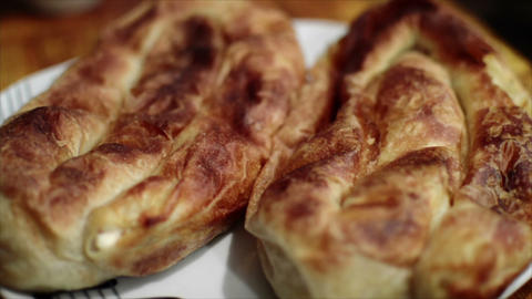 Burek Well Known Fast Food Made From Dough GIF