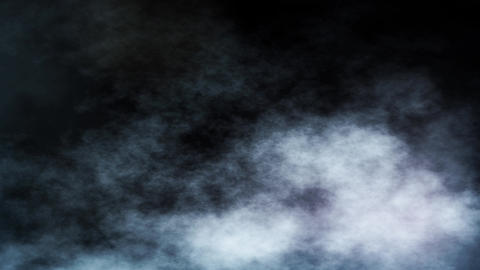 smoke CG動画