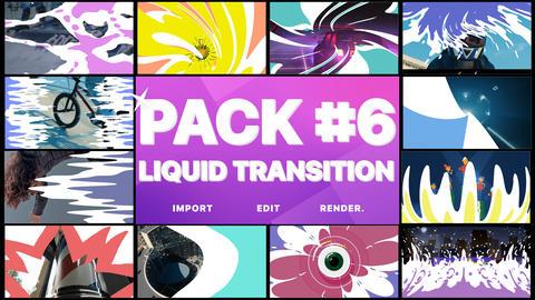 Liquid Transitions Pack 06 Premiere Pro Template