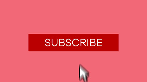 Like, Subscribe and Notification Reminder Animation