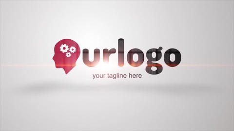 Calibre Logo Reveal After Effects Template