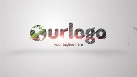 Digi Logo Reveal After Effects Template