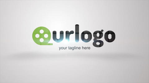 Threshold Logo Animation After Effects Template