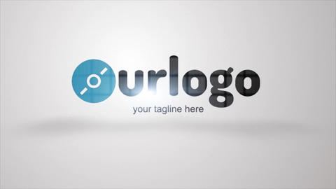 True Logo Reveal After Effects Template