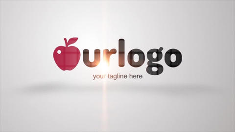 TrueLife Logo Formation After Effects Template