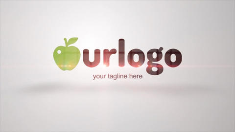 Real Logo Reveal After Effects Template