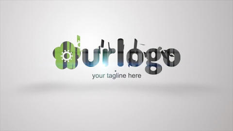 Website Logo Formation After Effects Template
