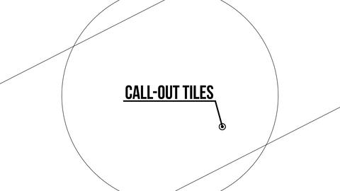 Call-Out Titles After Effects Template
