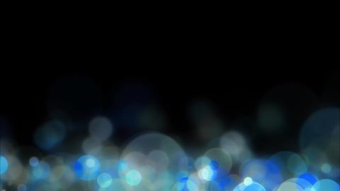 Mov90 dive light kirakira loop 05 動画素材, ムービー映像素材