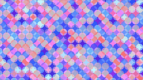 Mov86 maru mosaic loop 09 CG動画