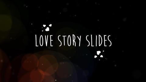 Love Story Slides Premiere Pro Template