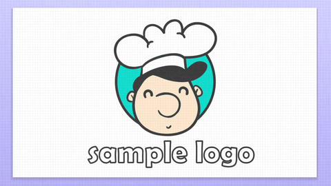Simple Puzzle Logo After Effects Template