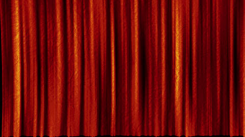 Five options for opening texture curtains with alpha channel. Textured opening curtains with Animation