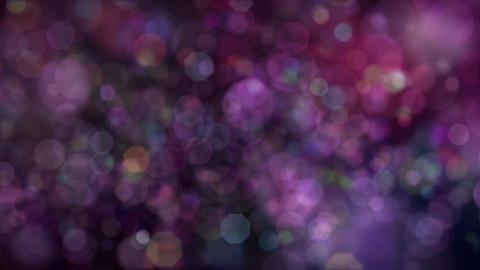 Celebration colorful bokeh Animation