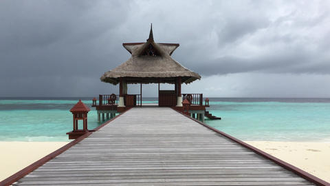 MALDIVES ISLAND Footage
