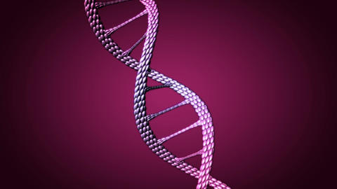 DNA helix Animation