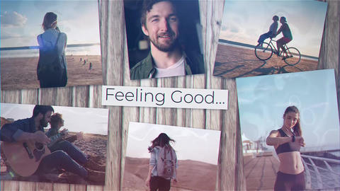Felling Good After Effects Template