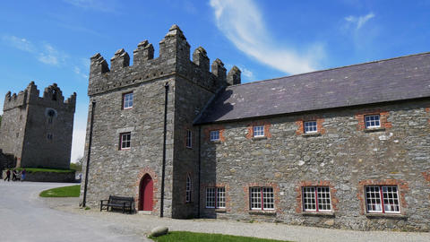 Game of Thrones filming location Castle Ward for Winterfell in Northern Ireland Live Action