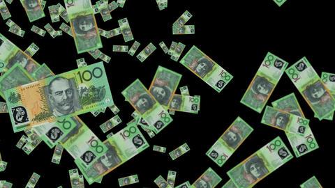 Australia money animation Animation