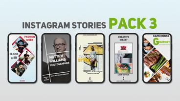 Instagram Stories Packs 1