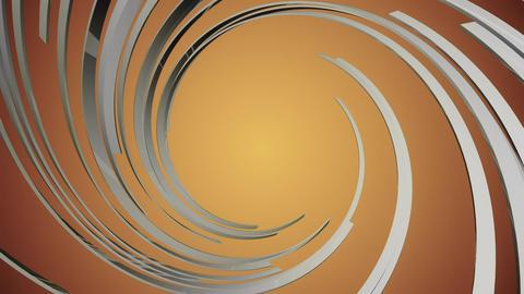 Spiral background White Animation